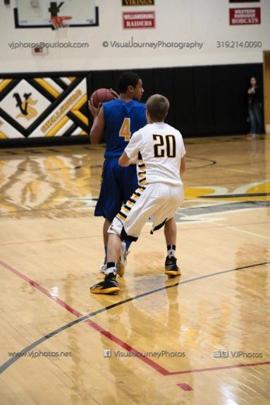 Varsity Basketball Vinton-Shellsburg vs Benton Community-9411