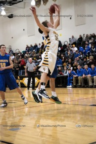 Varsity Basketball Vinton-Shellsburg vs Benton Community-9463
