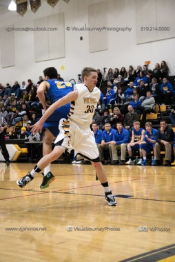 Varsity Basketball Vinton-Shellsburg vs Benton Community-9466