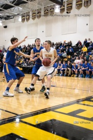 Varsity Basketball Vinton-Shellsburg vs Benton Community-9477