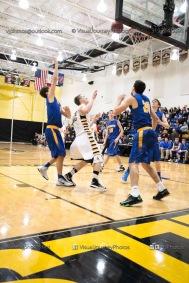 Varsity Basketball Vinton-Shellsburg vs Benton Community-9482
