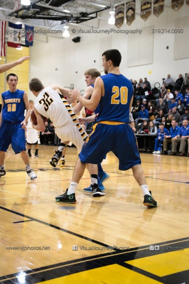 Varsity Basketball Vinton-Shellsburg vs Benton Community-9484
