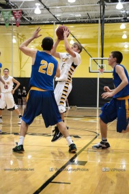 Varsity Basketball Vinton-Shellsburg vs Benton Community-9513