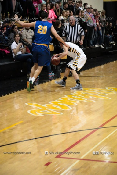 Varsity Basketball Vinton-Shellsburg vs Benton Community-9532