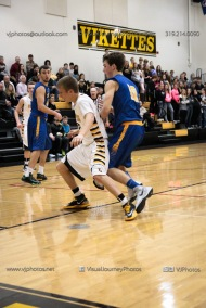 Varsity Basketball Vinton-Shellsburg vs Benton Community-9537