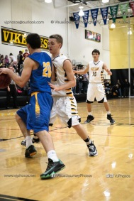Varsity Basketball Vinton-Shellsburg vs Benton Community-9616