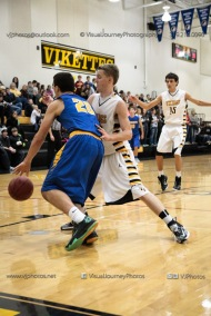 Varsity Basketball Vinton-Shellsburg vs Benton Community-9617