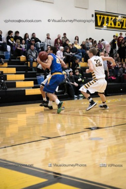 Varsity Basketball Vinton-Shellsburg vs Benton Community-9619