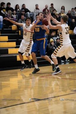 Varsity Basketball Vinton-Shellsburg vs Benton Community-9621