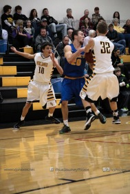 Varsity Basketball Vinton-Shellsburg vs Benton Community-9622