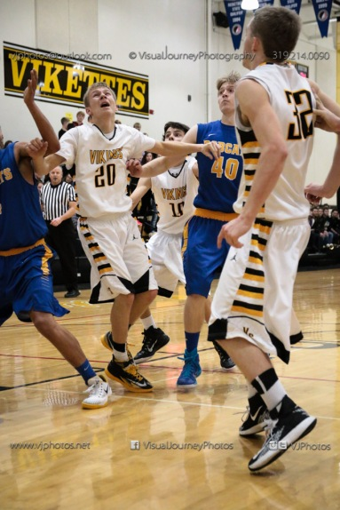 Varsity Basketball Vinton-Shellsburg vs Benton Community-9627