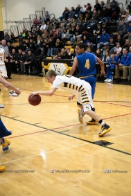 Varsity Basketball Vinton-Shellsburg vs Benton Community-9660
