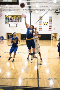 Varsity Basketball Vinton-Shellsburg vs Benton Community-9694