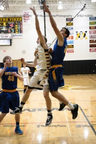 Varsity Basketball Vinton-Shellsburg vs Benton Community-9699