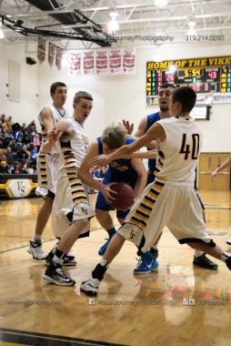 Varsity Basketball Vinton-Shellsburg vs Benton Community-9708