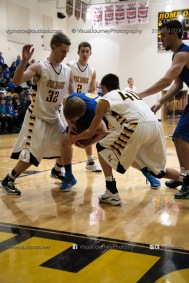 Varsity Basketball Vinton-Shellsburg vs Benton Community-9711