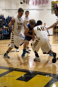 Varsity Basketball Vinton-Shellsburg vs Benton Community-9712