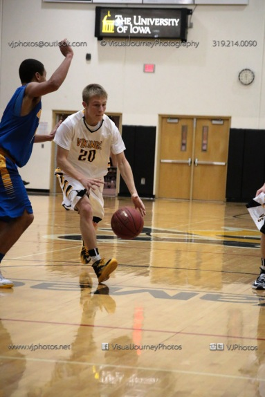 Varsity Basketball Vinton-Shellsburg vs Benton Community-9716