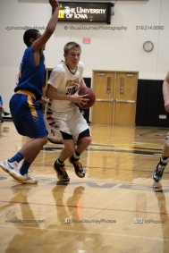 Varsity Basketball Vinton-Shellsburg vs Benton Community-9717