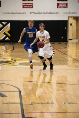 Varsity Basketball Vinton-Shellsburg vs Benton Community-9723