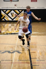 Varsity Basketball Vinton-Shellsburg vs Benton Community-9727