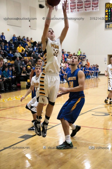 Varsity Basketball Vinton-Shellsburg vs Benton Community-9732