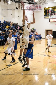 Varsity Basketball Vinton-Shellsburg vs Benton Community-9733