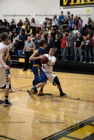 Varsity Basketball Vinton-Shellsburg vs Benton Community-9743