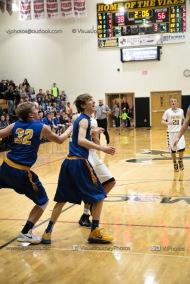 Varsity Basketball Vinton-Shellsburg vs Benton Community-9801