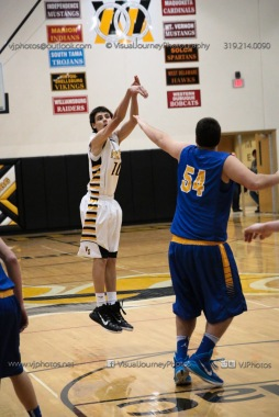 Varsity Basketball Vinton-Shellsburg vs Benton Community-9802