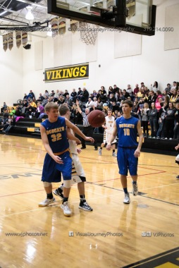 Varsity Basketball Vinton-Shellsburg vs Benton Community-9804