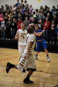 Varsity Basketball Vinton-Shellsburg vs Benton Community-9811
