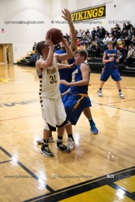 Varsity Basketball Vinton-Shellsburg vs Benton Community-9816