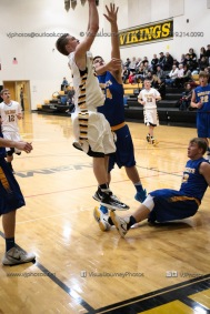 Varsity Basketball Vinton-Shellsburg vs Benton Community-9818