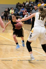 Varsity Girls Basketball Center Point-Urbana vs Vinton-Shellsburg-1984