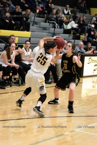 Varsity Girls Basketball Center Point-Urbana vs Vinton-Shellsburg-2010