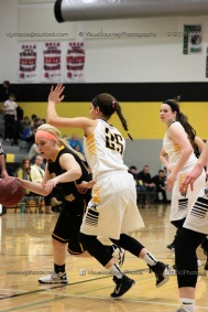 Varsity Girls Basketball Center Point-Urbana vs Vinton-Shellsburg-2019