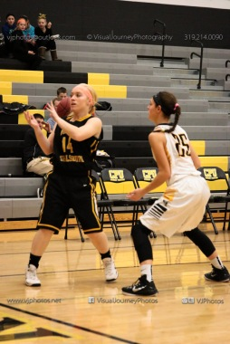 Varsity Girls Basketball Center Point-Urbana vs Vinton-Shellsburg-2048