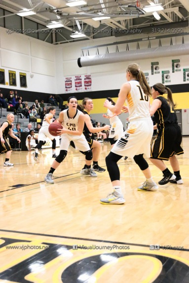 Varsity Girls Basketball Center Point-Urbana vs Vinton-Shellsburg-2053
