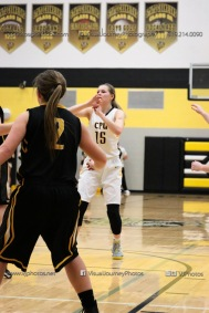 Varsity Girls Basketball Center Point-Urbana vs Vinton-Shellsburg-2088