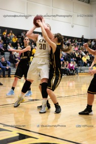 Varsity Girls Basketball Center Point-Urbana vs Vinton-Shellsburg-2092