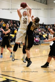 Varsity Girls Basketball Center Point-Urbana vs Vinton-Shellsburg-2093