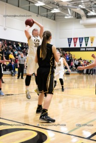 Varsity Girls Basketball Center Point-Urbana vs Vinton-Shellsburg-2098