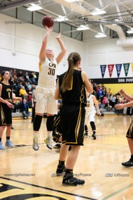 Varsity Girls Basketball Center Point-Urbana vs Vinton-Shellsburg-2099