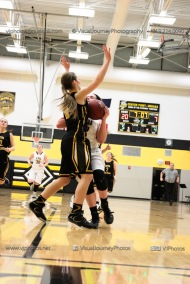 Varsity Girls Basketball Center Point-Urbana vs Vinton-Shellsburg-2105