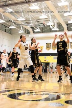 Varsity Girls Basketball Center Point-Urbana vs Vinton-Shellsburg-2118