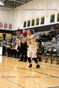 Varsity Girls Basketball Center Point-Urbana vs Vinton-Shellsburg-2131