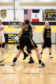 Varsity Girls Basketball Center Point-Urbana vs Vinton-Shellsburg-2151