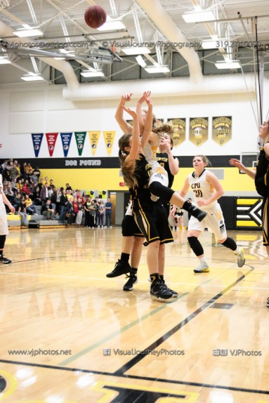 Varsity Girls Basketball Center Point-Urbana vs Vinton-Shellsburg-2155