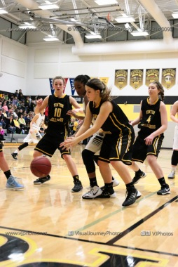 Varsity Girls Basketball Center Point-Urbana vs Vinton-Shellsburg-2162